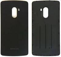 Задняя крышка Lenovo A7010 black, сменная панель