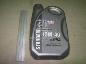 Масломоторное Агринол 15W-40 SF/CC (Канистра 1л) 15W-40