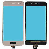 Сенсорный экран (тачскрин) Huawei Y5 (2017) Gold