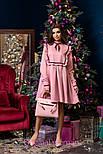 Женское платье с оборками (4 цвета), фото 5