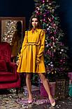 Женское платье с оборками (4 цвета), фото 7