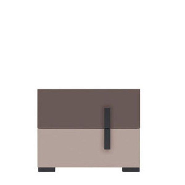 Тумба в дитячу кімнату з ДСП/МДФ приліжкова 2S Нікко Gerbor