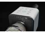 Микрофон караоке Q7 + встроенная колонка, фото 4