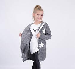 Детский кардиган для девочки от Bear Richi 286122, 140-164, фото 2