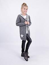 Детский кардиган для девочки от Bear Richi 286122, 140-164, фото 3