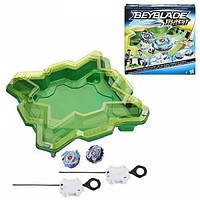Бейблейд Арена Эволюция с 2 волчками - Beyblade Burst Evolution Star Storm