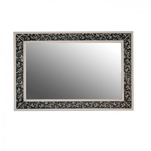 Зеркало Атолл (Ольвия) Валенсия 130 патина чёрная