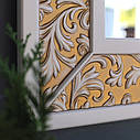Зеркало Атолл (Ольвия) Валенсия 75/100 патина золото, фото 3