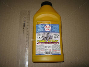 Жидкость тормозная Нева-Супер Гостовский продукт (Канистра 0,5л/0,38кг) 1644