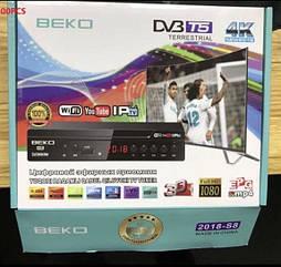Приставка тюнер для телевизора Т2