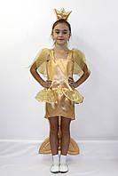 Костюм Золотой рыбки для девочки, фото 1