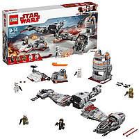 Конструктор LEGO Star Wars Defense of Crait Оборона Крайта 75202 746 деталей (5702016109962)