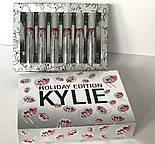 Подарочный набор помад Kylie Holiday Edition, фото 2