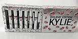 Подарочный набор помад Kylie Holiday Edition, фото 3