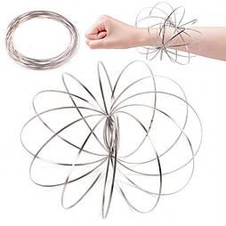 Кинетические  кольца  Magic ring