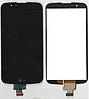 Дисплей (екран) для LG X410 K11 (2018)/K10 2018 + тачскрін, чорний, оригінал