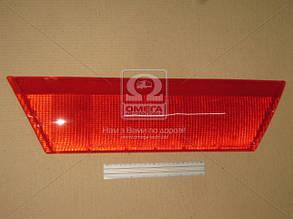 Накладка между фонарями (катафот) ВАЗ 2115 (производитель ОАТ-ДААЗ) 21150-821252600