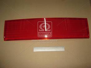 Накладка (катафот) крышки багажникамежду фонарями красный ВАЗ 2110 (производитель ОАТ-ДААЗ) 21100-821252600