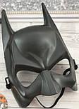Маска карнавальная  Супергерой Злодей Халк Капитан Америка Вендетта Хеллбой Бетмен, фото 4