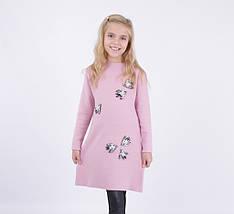 Детское платье для девочки 65% шерсти от Bear Richi 286149, 140-164