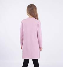 Детское платье для девочки 65% шерсти от Bear Richi 286149, 140-164, фото 3