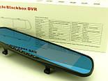 Видеорегистратор зеркало заднего вида Vehicle Blackbox DVR L9000, фото 5