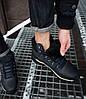 Кроссовки на меху мужские Арриго Аутдор синие топ реплика, фото 2