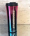 Термокружка Starbucks радужная 400 мл, фото 4