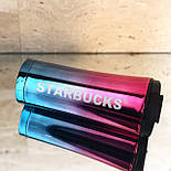 Термокружка Starbucks радужная 400 мл, фото 5