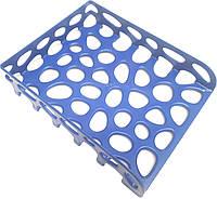 """Лоток для бумаг """"Tascom"""" горизонтальный Л-20410 темно-синий"""
