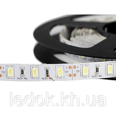 Светодиодная LED лента гибкая 12V PROlum™ IP20 5630\60 Standart