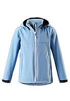 Куртка SoftShell Reima Harbour 128 см 8 лет (531262-6140)