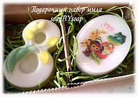 """Набор мыла """"Открытка  к 8 марта"""""""