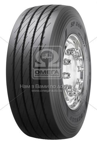 Шина 385/65R22,5 164K158L SP246 M+S HL (Dunlop) 571791
