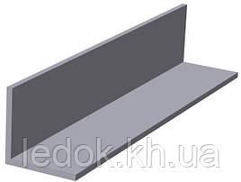 Алюминиевый профиль PROLUM - Уголок - 10х10х2 - Не анодированный