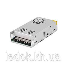 Блок питания импульсный PROLUM 500W 12V (IP20, 41,67А) Standard