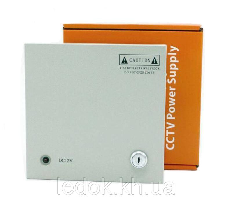 Блоки питания (в металлическом боксе) PROLUM 60W 12V (IP20,5A,4CH)