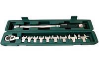 """Динамометрический ключ 1/2""""DR 40-210 НМ со сменными насадками T102001S (Jonnesway, Тайвань)"""