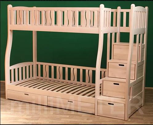 Ліжко Ліана 2 90х190 Millimeter