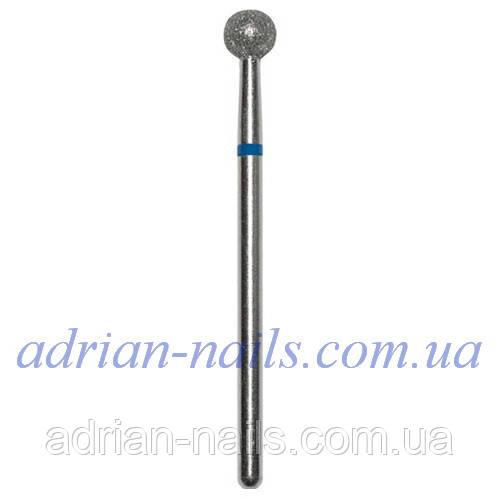 Насадка алмазная синяя с диаметром 1,4мм Шарик