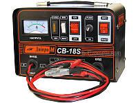 Зарядка аккумулятора на авто Дніпро-М СB-18S