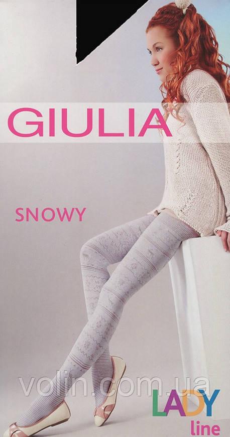 Колготки дитячі Giulia Snowy 150 m.2