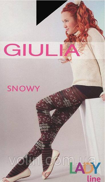 Колготки детские Giulia Snowy 150 m.6