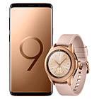 Умные часы  Smart Watch Samsung Galaxy Watch 42mm Rose Gold SM-R810NZDA LTE 270 мАч, фото 3