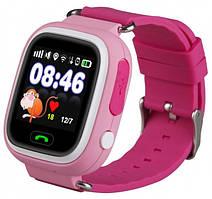 Смарт-часы Smart Baby Watch Q90S Pink