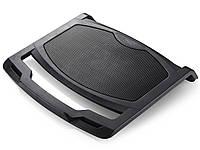"""Подставка для ноутбука до 15.6"""" DeepCool N400, Black"""