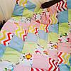 Одеяло зимнее детское 100×120