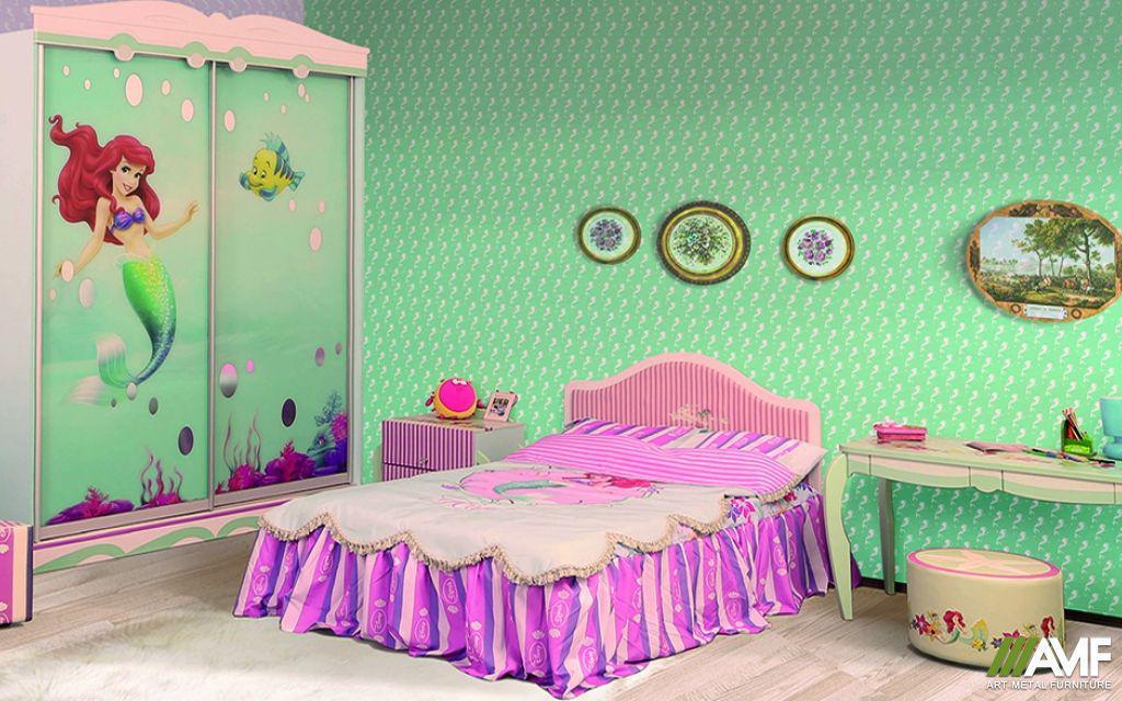 Дитяча кімната Русалонька 2 AMF