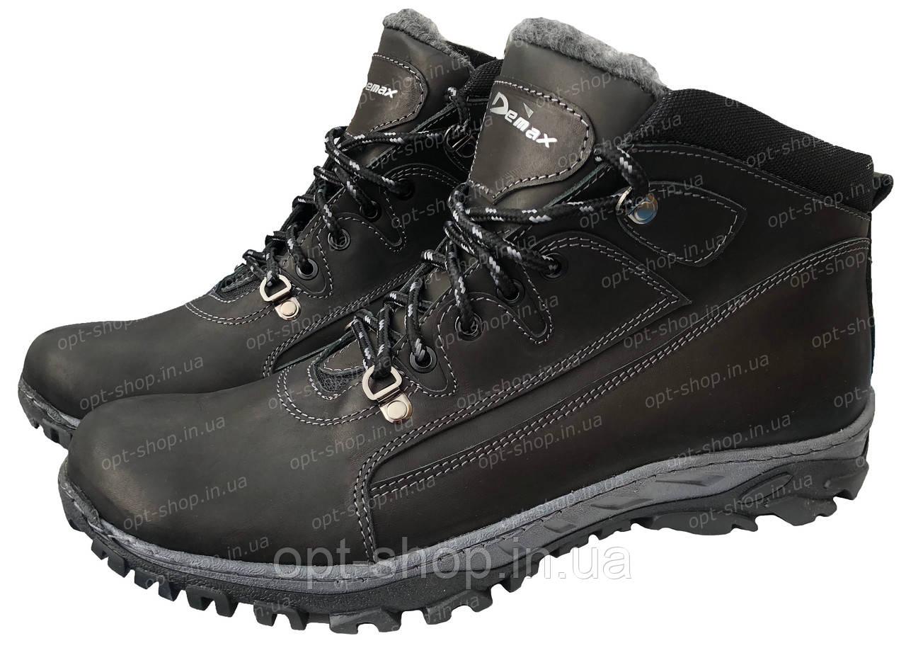 Мужские зимние ботинки великан от производителя