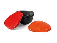 Набор герметичных контейнеров Light My Fire SnapBox Original Оранжевый